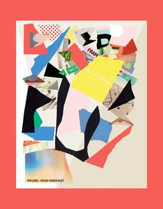 <p>Helsinki-based, independent designer Linda Linko aims to narrow the gap between illustration, design and art in her completely handmade works.  Starting her own practice in 2010, the artist h