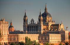 Catedral de la Almudena,Madrid, Spain