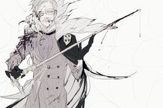 James Moriarty【Fate/Grand Order】 James Moriarty, Fate Stay Night, Archer, Character Art, Legends, Fandom, Fan Art, Illustration, Artist