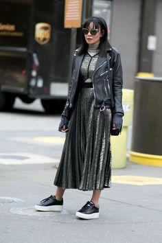 NYFW Street Style, Fall 2016   StyleCaster