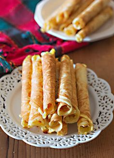 Krumkake - Norwegian Holiday Cookies Recipe on Yummly. @yummly #recipe