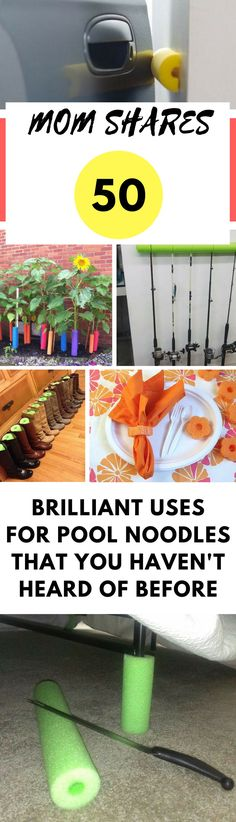 >>>Cheap Sale OFF! >>>Visit>> There are so many great uses for pool noodles at home! These DIY ideas crafts and other hacks are simply brilliant. Cake Central, Home Depot, Mason Jars, Belle Villa, Pool Noodles, Diy Hanging, Do It Yourself Home, Girls Bedroom, Bedroom Ideas
