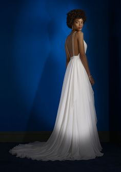 a0e30123e425 Robert Bullock Bride style Sunni offered exclusively at Something White  Bridal Boutique! Bridal Party Dresses