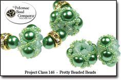 Pretty beaded beads