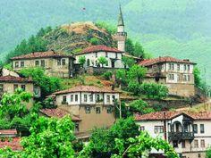 ✿ ❤ Taraklı eski evleri , Sakarya - Turkey