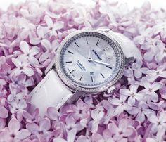 The brand new Tangaroa Lady automatic  #watch by #Eterna