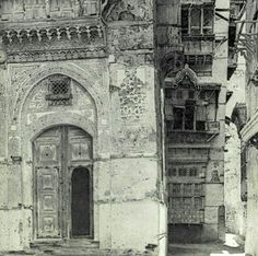 jeddah old picture of house