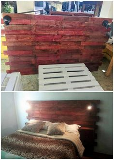 There are very few people who pay out their best attention in terms of recycling the old wood pallets. They do have a concept in mind that it would look unimpressive or old in trends but you have no idea how much unique and artistic features it will add in your house corners. Catching around …