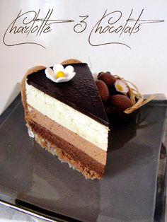 J'en reprendrai bien un bout...: Gâteaux / Charlottes/ Cheesecakes/ Bûches et Entremets