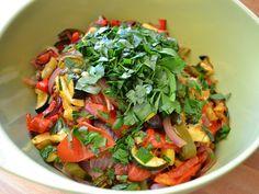 Budget Bytes - Roasted Veggie Couscous