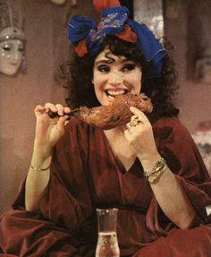 Viuva Porcina- a gente tenha fetishismo na Tv antes de virar moda kkkkk