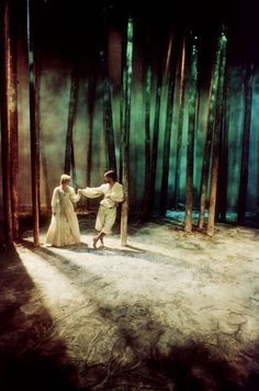"""As You Like It"" set design by Christopher Harris"