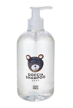 Champú y Gel de ducha Baby. Es ideal para las personas intolerantes a la lactosa y/o alérgicas a las proteínas de la leche. Hecho a base de hojas de olivo.