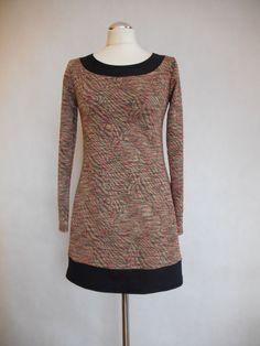 tunika High Neck Dress, Blouse, Long Sleeve, Sleeves, Tops, Dresses, Women, Fashion, Tunics