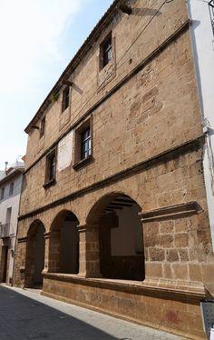 Llotja de contractació o Sala del Consell de Benissa - Alicante