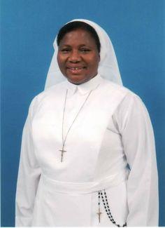 Sister Leonie-Martha Okaraga, HHCJ    Superior General