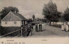 Gdynia na starych fotografiach