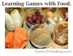 Great Activity Ideas for Kids! Learn Map Reading Skills with a Snack Map. From kidsactivitiesblog.com