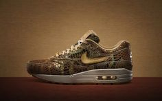 Nike Air Max 1 « Year of The Snake » / Follow My SNEAKERS Board!