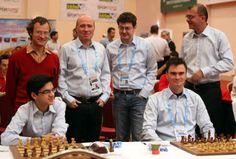 Championnat du monde d'échecs R07 - http://lnkd.in/dpPcajp