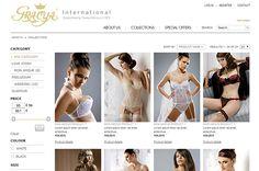 Sklep internetowy z luksusową bielizną