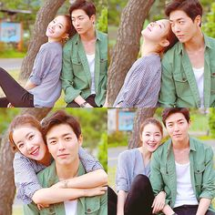 """""""Our mind might forget but our heart will always feel."""" So E-Hyun, Kim Jae Wook - TvN Who Are You"""