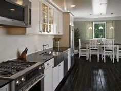 1 Wall Kitchen Layouts | When planning a one-wall kitchen, the ... Ideas For Single Wall Galley Style Kitchens Html on