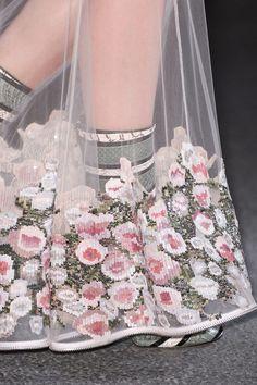 Detail at Givenchy | Fall 2013