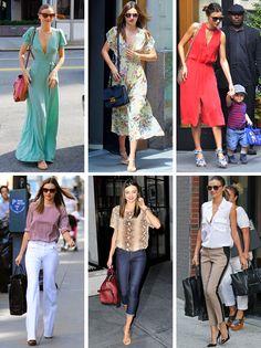 Miranda Kerr Fashion Inspiration