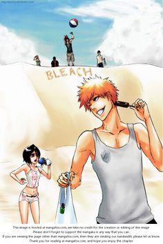 Bleach 499: Rescuer in the Dark at MangaFox.me