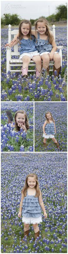 Texas Bluebonnets Photography