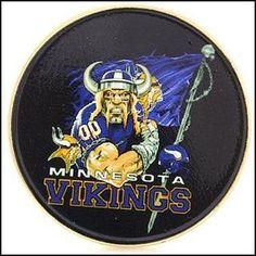 Free: 24K Gold Clad Minnesota Vikings National Football League Commemorative Coin - Coins - Listia.com Auctions for Free Stuff