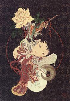 A Carefree Metamorphosis | Takato Yamamoto