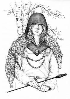 Seiðstafr: The Norse Shaman's Staff of Power