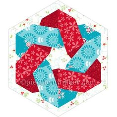 Knotty and Nice paper pieced quilt block   Craftsy