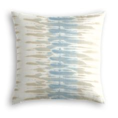 I designed this Simple Throw Pillow on Loom Decor. Like it? You can edit my design on Loom or try creating your own designs by mix and matching your favorite fabrics on Loom's line of custom decor products.