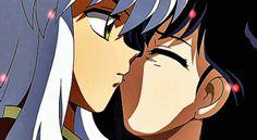 Inuyasha kiss