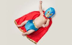 Baby Lucha libre