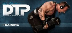 Bodybuilding.com - Kris Gethin's DTP: Training--I like this workout. I throw this one in every few months.