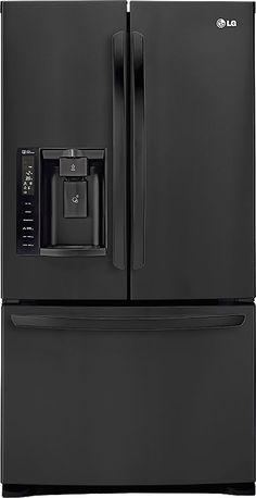 lg refrigerator lmxs27626d. amazon.com: lg lmxs27626d 26.8 cu. ft. french door refrigerator: appliances   refrigerator and freezer pinterest refrigerator, lg lmxs27626d