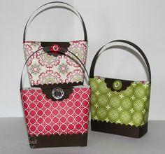 Jill's Card Creations: Everyone loves purses!