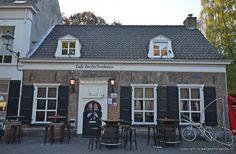 Breda, CAFÉ BOERKE VERSCHUREN op de GINNEKENMARKT
