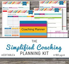 Are you an instructional coach or administrator looking for a planner to meet your unique needs as an educator? If so, dont worry, Ive got you