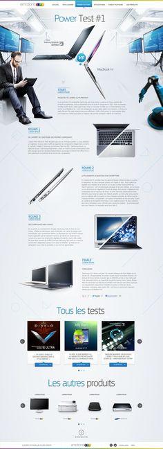 Emotions Lab by Samsung by yul