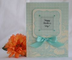 homemade cards ideas | ... homemade greeting card ideas to make a card that any mother will love