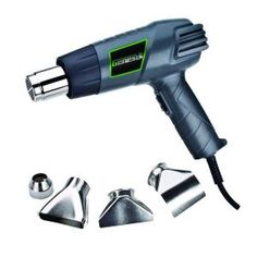 Genesis, 12.5-Amp Dual Temperature Heat Gun Kit, GHG1500A at The Home Depot - Mobile