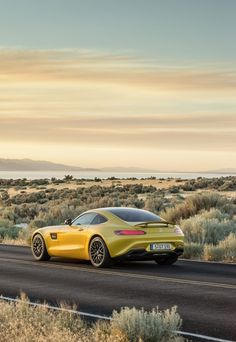 Porsche 911, The 2016 Mercedes-Benz AMG GT Is Coming For You - www.diamonds4royalty.com #luxury #cars #Porsche