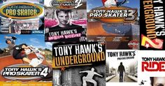 Another Tony Hawks Skateboard Game Is Being Developed | GamezBox