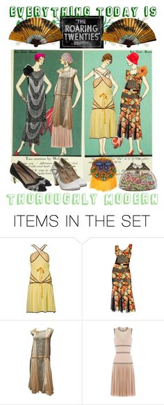 """""""thoroughly modetn"""" by morag667 ❤ liked on Polyvore featuring art"""