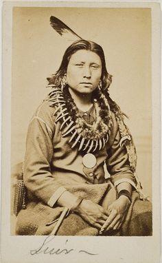 CDV of a Pawnee Brave, (2005, Historic Americana / June 9-10)
